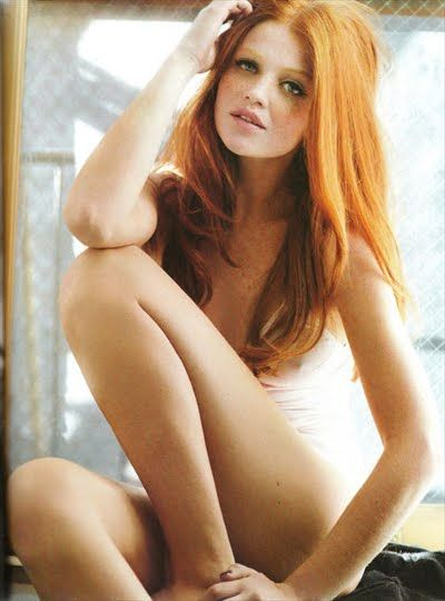 Redhead Nubile 109