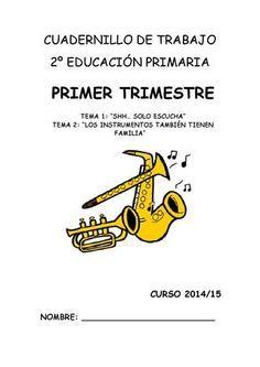 Cuadernillo de trabajo primer trimestre segundo de primaria  Cuadernillo de trabajo 2º EP - Primer Trimestre.