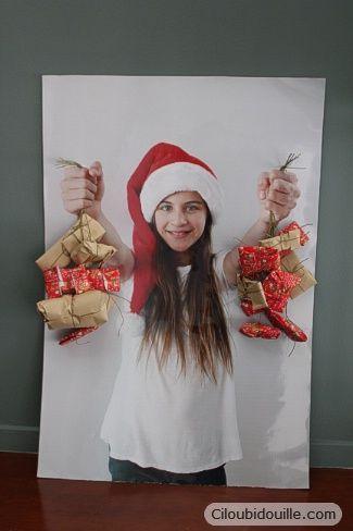 Ciloubidouille » Calendrier de l'avent Photo poster   excellent