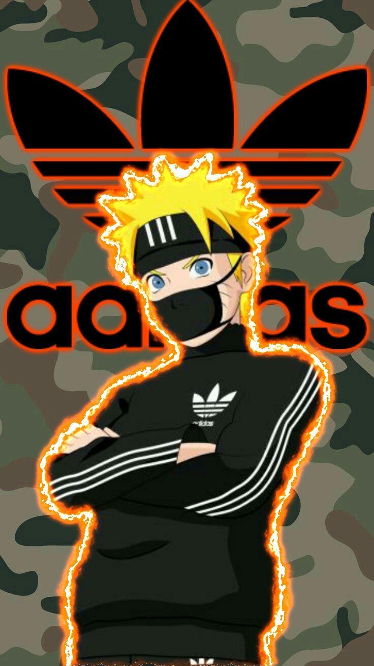 Idea By Donnys On Supreme Wallpaper Wallpaper Naruto Shippuden