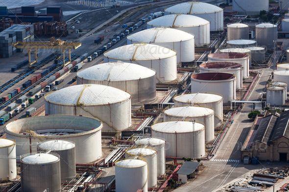 A Oil Storage Oil Storage Oil Refinery San Antonio Tx