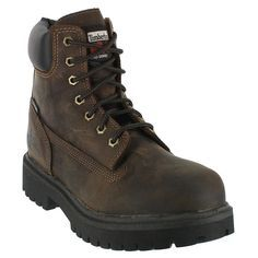 The #TimberlandPROEndurance WorkBoots are built for job site performance. These men's steel-toe work boots feature our Timberland PRO® Rubber outsole, anti-fatigue technology and a puncture-resistant plate. http://best-workboots.com/timberland/the-timberland-pro-men-s-endurance-6-waterproof-work-boot-review/