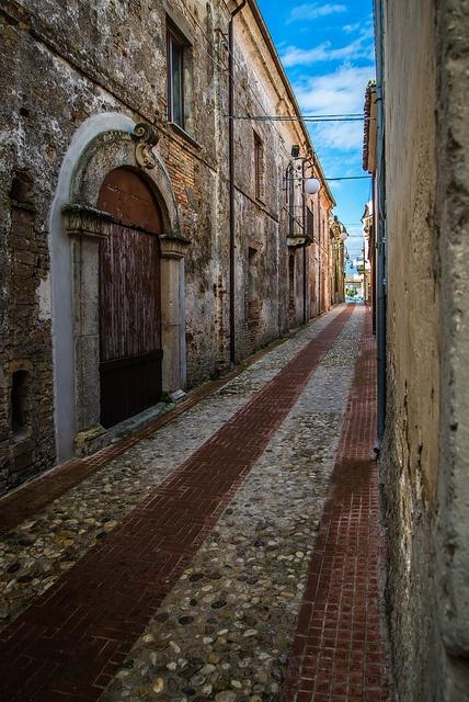 Montepagano, Abruzzo, Italia