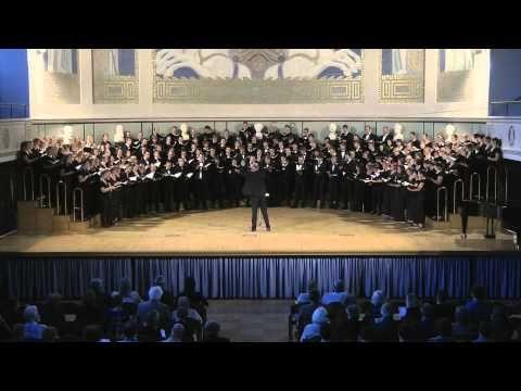 (1) Mendelssohn - Jagdlied (UniversitätsChor München) - YouTube