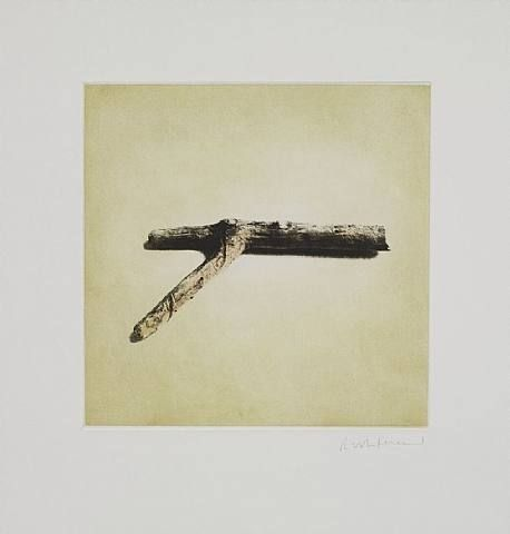 Rachel Whiteread, Untitled 04, from Twelve Objects, Twelve Etchings