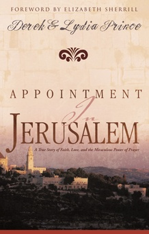 The remarkable account of Lydia Prince, a Danish school teacher, who had a life-changing encounter with the Holy Spirit, became the wife of Derek Prince and the mother of nine adopted daughters. In an epilogue Derek Prince makes some startling predictions about Jerusalem. (301 pages - hardback)