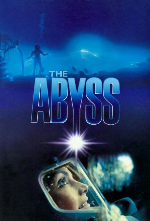 The Abyss (1989)   Directed and written by: James Cameron   Starring: Ed Harris, Mary Elizabeth Mastrantonio, Michael Biehn   sci-fi movies #scifimovie #sci-fi
