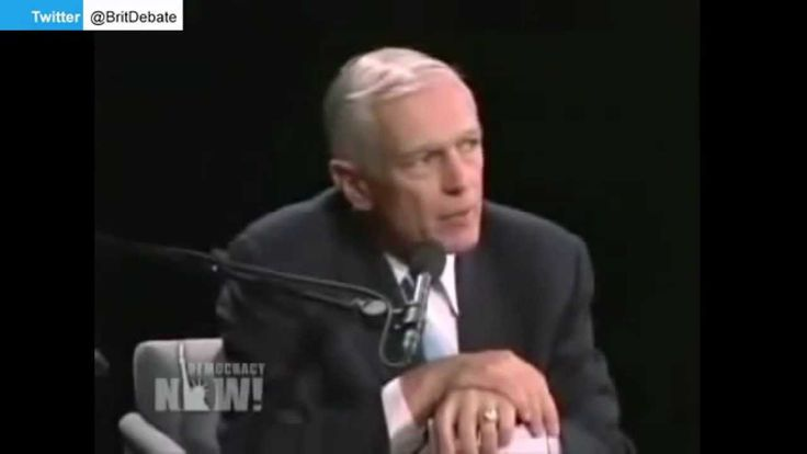 """General Wesley Clark: Wars Were Planned - Seven Countries In Five Years"""