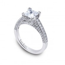 Engagement rings kirk kara carmella engagement ring featuring with 0