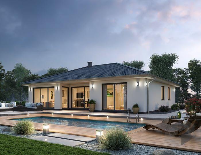 Bildergebnis für kleiner bungalow mit ytong bauen