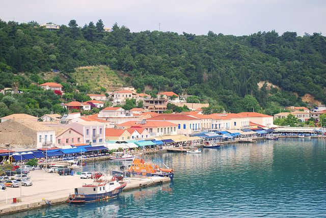 Katakolon (Olympia) Greece