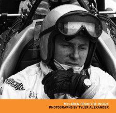 Book: McLaren From The Inside $49.95