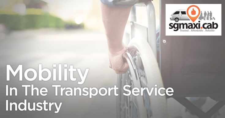 Mobility in the Transportation Industry #maxicab #minibus #limousines #singapore