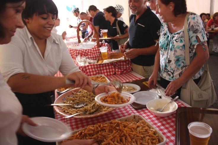 Pasta Zara Party #pasta #food #Italy #party