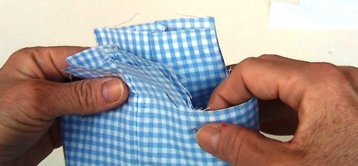 Sacchetti per confetti fai da te tutorial
