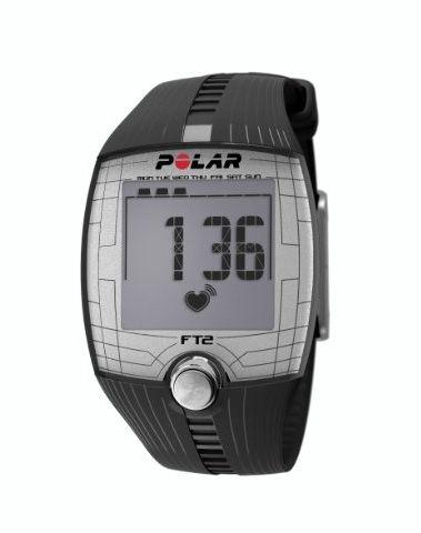 Pulsuhr für Einsteiger: POLAR Trainingscomputer FT1 für 36,90 €
