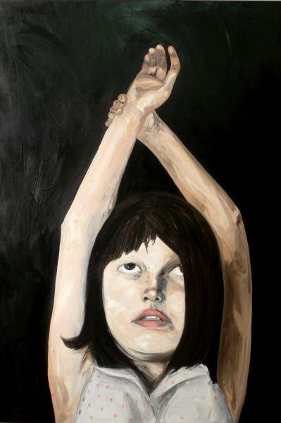 Little Girl by Julien Legars