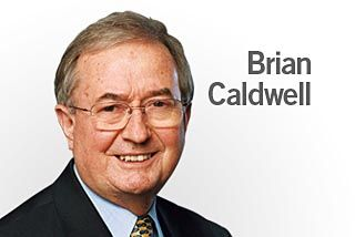 AUSTRALIA/CANADA  Brian Caldwell The Age 16th Aug 2013