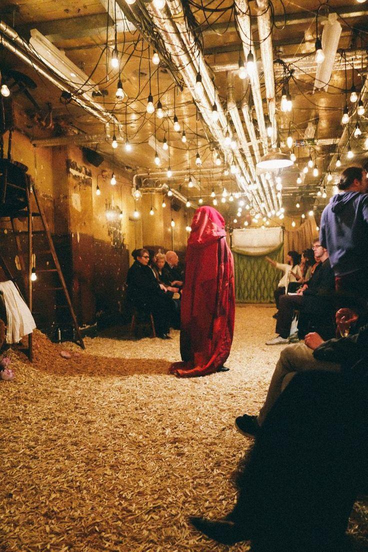 Phillip Pullman's Grimm Tales - Immersive theatre in London