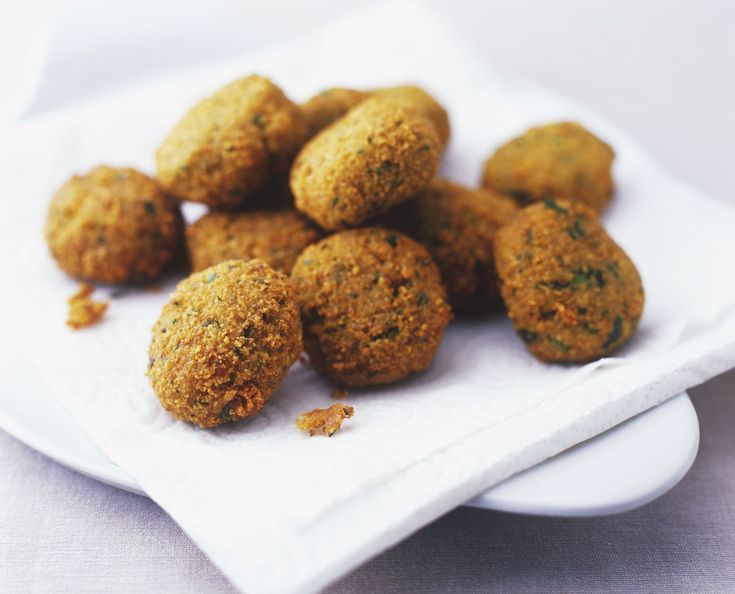 Good-For-You and Delicious Sweet Potato Falafel Recipe