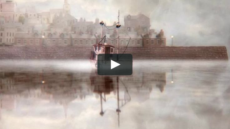 Music video for the track 'Bubble' by Jon Hopkins and King Creosote