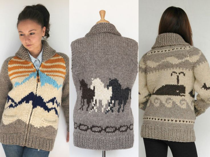 New book: Japanese Cowichan-style Knits