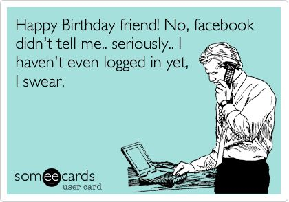 Facebook 33 Funny Happy Birthday Quotes And Wishes For 4