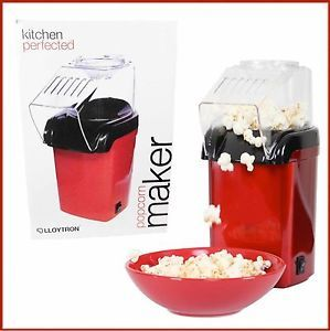 a edicion profesional nueva maquina para hacer palomitas de maiz retro hogar instantaneo popper 1200 w lloytron