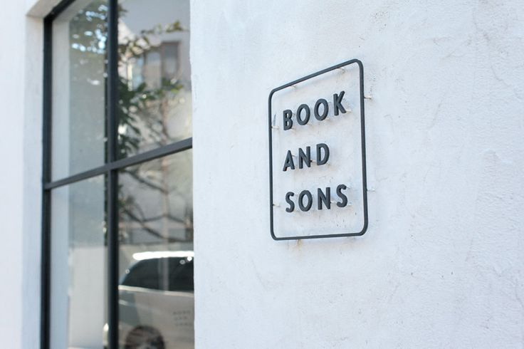 BOOK AND SONS