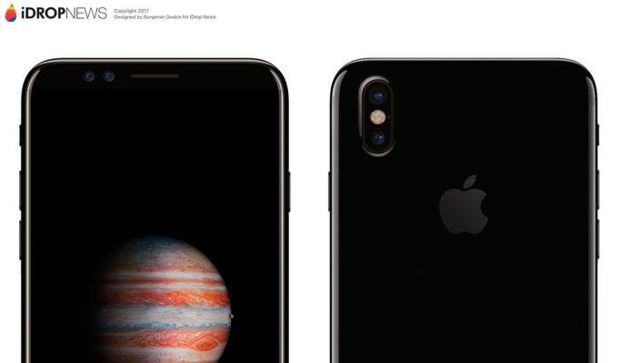 iPhone 8 için yepyeni videolar ortaya çıktı.  iPhone 8 modeli için yayınlanan yeni videoda yer alan detaylar neler? İşte tüm detaylarıyla  iPhone 8!