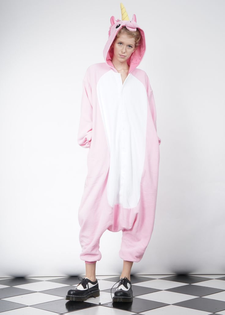 Pink Unicorn (Onesie)