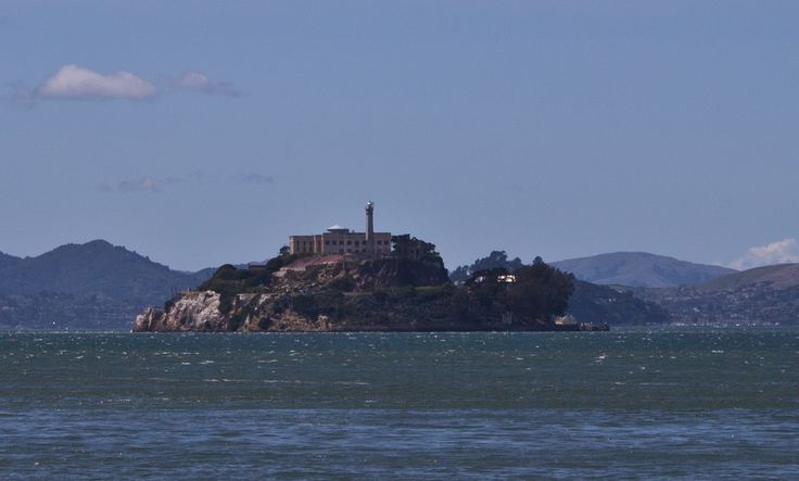 The Rock/Alcatraz/Pelican Island