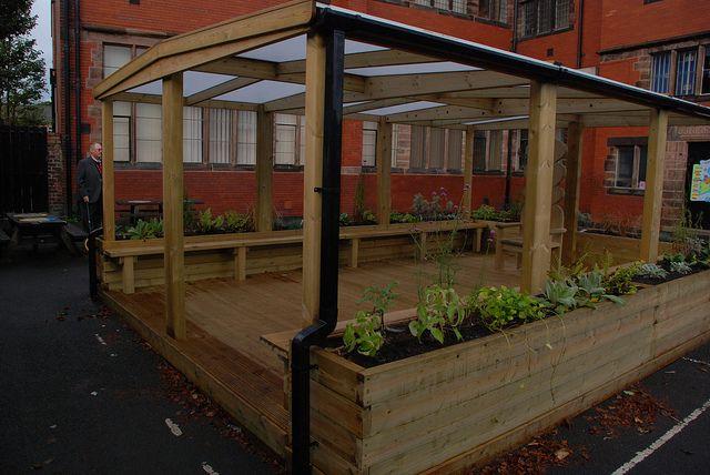 outdoor classroom designs   Outdoor Classroom - a gallery on Flickr