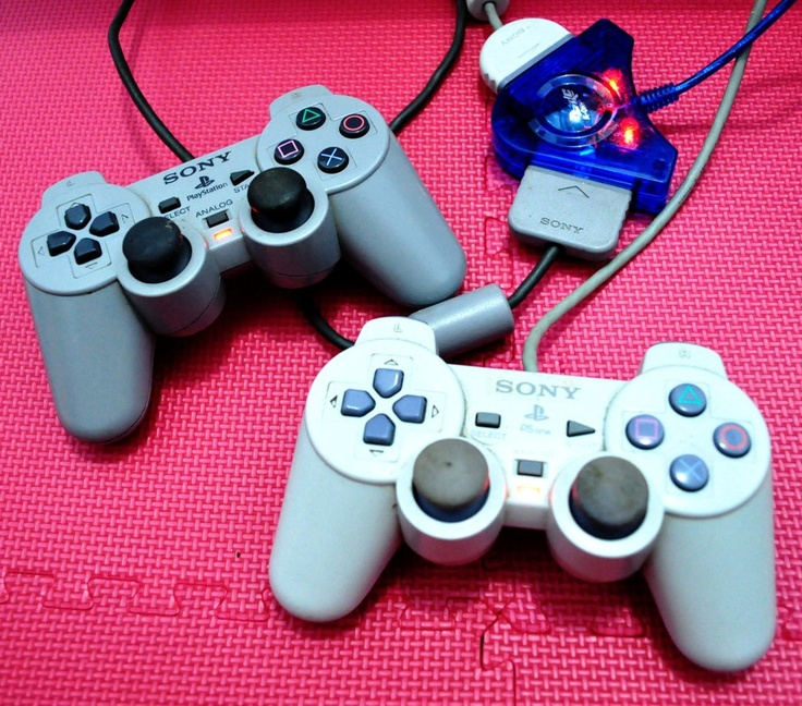 My Old Joystick Controller, available on my laptop