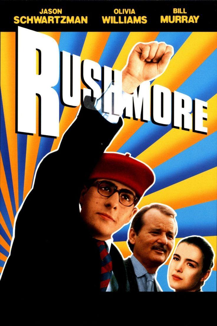 Rushmore, great movie.