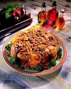 Upside-Down Chicken & Rice (Maqloobeh)