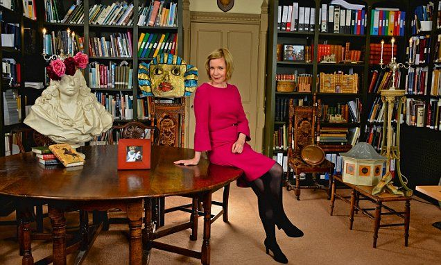 My haven: Dr Lucy Worsley