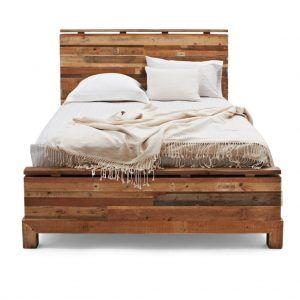 Black Mountain Barnwood Bedroom Set