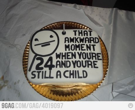 Funny Birthday Cakes Th