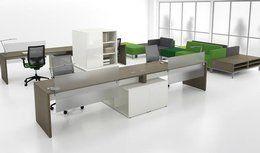 Mobilier de bureau - collection Nex | Groupe Lacasse