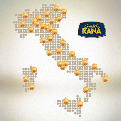 Giovanni Rana.it - History