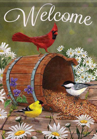Barrel of Birds