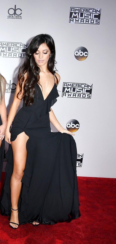 Camila Cabello at the 2016 AMAs