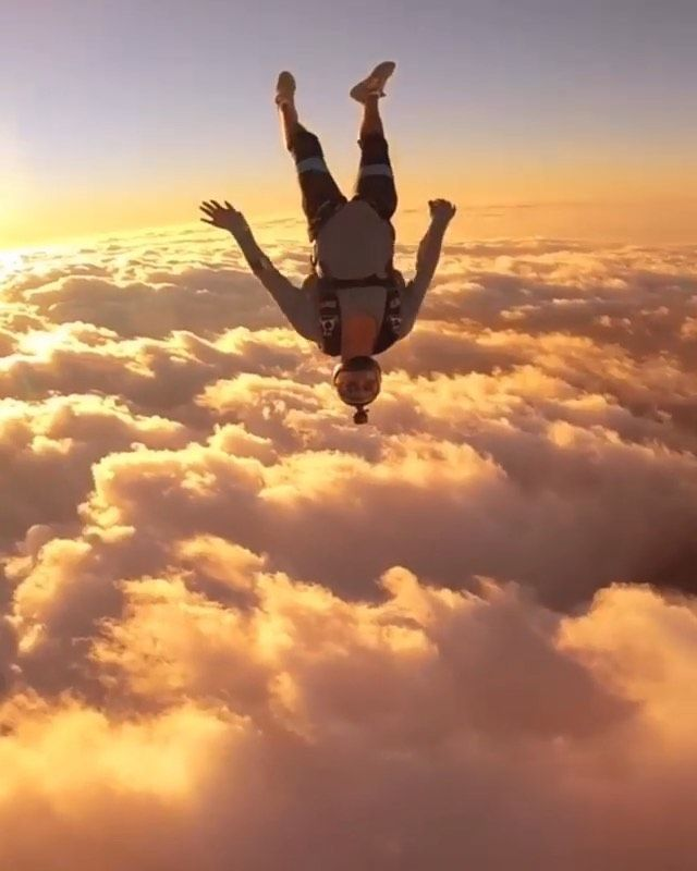 Skydiving on Pinterest in 2020 | Skydiving, Outdoor, Bungee jumping