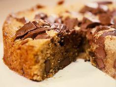 C'est une sorte de cookie géant avec des pépites de chocolat. Et croyez-nous, c'est une tuerie ;) A la rédac', on a fondu pour…