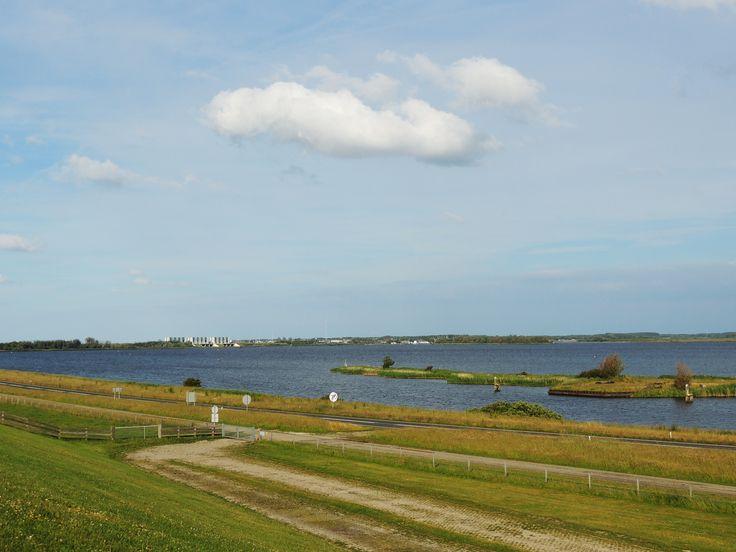 Lauwersoog Friesland- Nederland.
