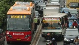 : Bus Trans Jakarta congestion tackle