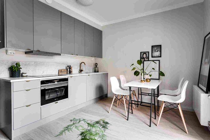 Квартира-студия площадью 23 квадратных метра