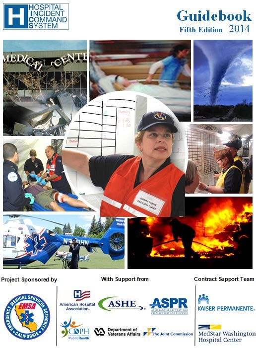 Hospital Incident Command System 2014 Guidebook