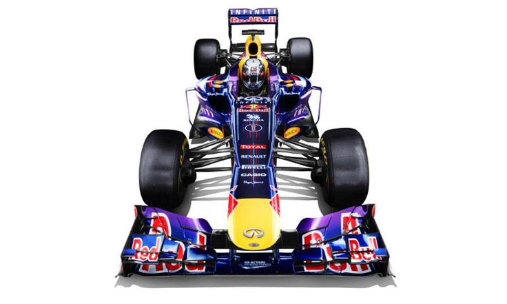 Months After Sebastian Vettel Claimed His Third Consecutive World Championship Infiniti Red Bull Have Launched